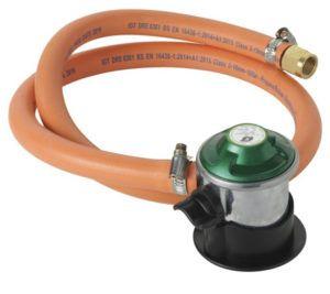 Gas regulator, mad gas slanger